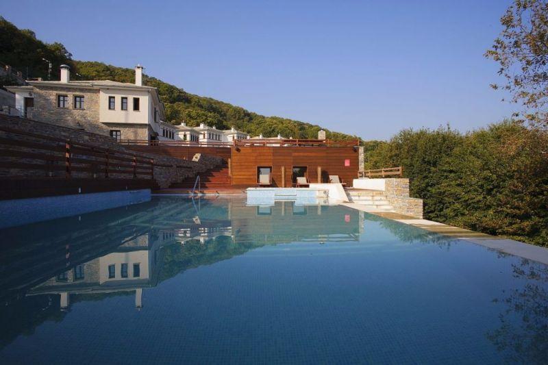 Hotel 12 Months Luxury Resort - Tsangarada Pilion - Magnisia